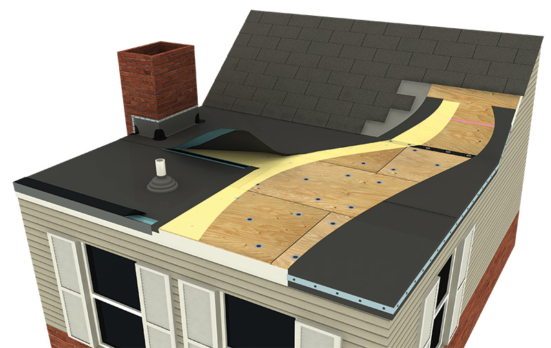 Epdm Installation Roofkit Roofing