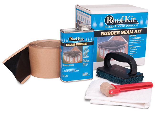 Epdm Maintenance Amp Repair Roofkit Roofing